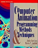 Computer Animation in MS DOS and Windows, Julio Sanchez and Maria P. Canton, 0070549648