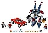 LEGO Super Heroes Iron Man: Detroit Steel Strikes 76077 Building Kit (377 Pieces)