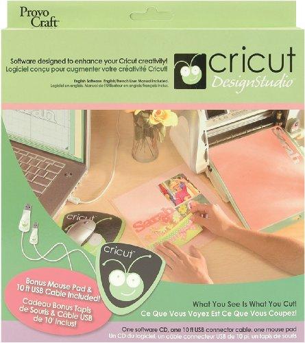 (Cricut DesignStudio Software with Bonus)
