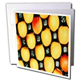 3dRose TDSwhite – Farm and Food - Food Tasty Apricots Healthy - 12 Greeting Cards with Envelopes (gc_285174_2)