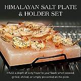 Charcoal Companion CC6064 Himalayan Salt Plate