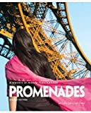 Promenades 2nd Looseleaf Edition w/ Supersite PLUS Code, vtext & webSAM Code (2014), , 1618576887