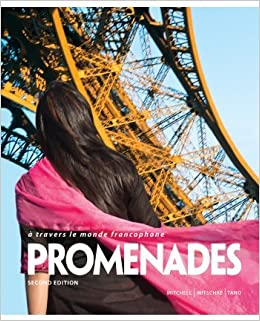Promenades 2nd ed student edition w supersite plus w vtext promenades 2nd ed student edition w supersite plus w vtext code vista higher learning 9781618571113 amazon books fandeluxe Images