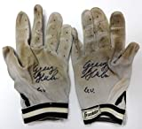 Best Franklin Sports Sports Collectibles Franklin Sports Franklin Sports Sports Memorabilia Baseball Gloves - Greg Halman Signed Game Used Franklin Batting Gloves Review