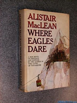 book cover of Where Eagles Dare