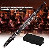 Bassoon,C Key Bassoon Fagotto Woodwind Instrument