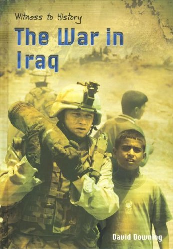 Download The War in Iraq (Witness to History) pdf epub