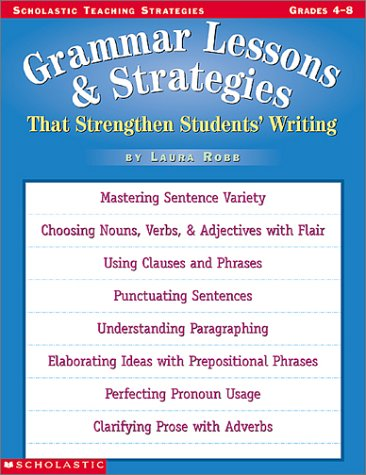 Amazon.com: Grammar Lessons And Strategies That Strengthen ...