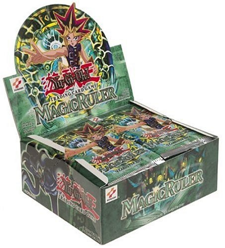 Magic Ruler 36 Pack Booster Box (Ruler Booster Pack)