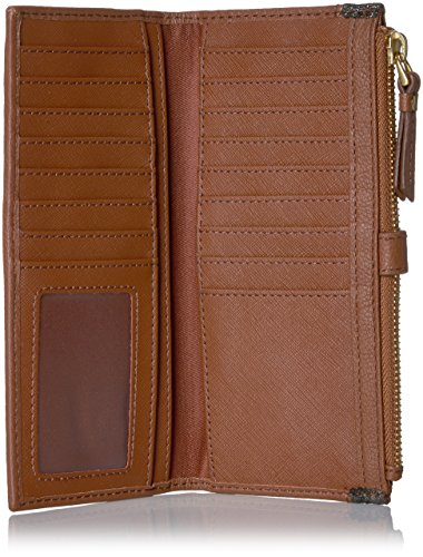 Keely Tab Wallet - Brown/Multi Wallet, One Size