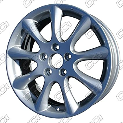 Amazoncom All Painted Silver New OEM Wheels For ACURA - Acura oem wheels