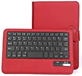 IVSO All-New Amazon Fire HD 10 2017 Case with Keyboard - Detachable Wireless