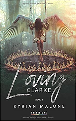 Amazon Com Loving Clarke Tome 2 Roman Lesbien Livre