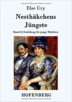 Book Nesthäkchens Jüngste