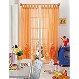 Tenda Disney winnie the pooh arredo cameretta 140x290 velo col arancione G287