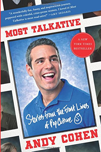 Read Online Most Talkative: Stories from the Front Lines of Pop Culture PDF