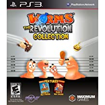 Worms The Revolution Collection for Sony PS3
