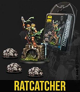 Knight Models Juego de Mesa - Miniaturas Resina DC Comics Superheroe - Batman - Ratcatcher: Amazon.es: Juguetes y juegos
