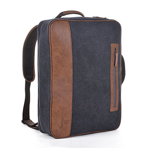 TRUEMATE Laptop Backpack Briefcase For Women and Men Vintage