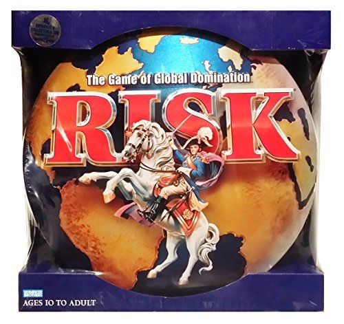 Game Collectors Tin - Risk: The Game of Global Domination Collectors Tin Toys R Us Exclusive