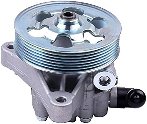 How Much Is A Power Steering Pump >> Well Auto 21 5495 New Power Steering Pump W Pulley Replacement For 08 12 Accord 4cyl