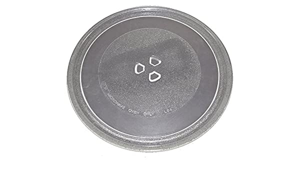 Ufixt & # 174; apta para microondas de cristal Tocadiscos 284 mm ...