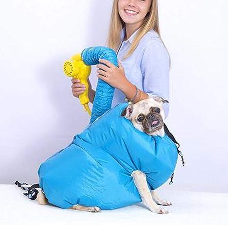 RISTHY Secador de Cabello para Mascotas–Ropa para Perros ...