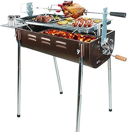 Barbecue Four de Charbon Ménage Grand Barbecue à Charbon