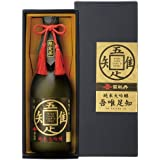 司牡丹 吾唯足知 われただたるをしる 純米大吟醸 司牡丹酒造 日本酒 720ml