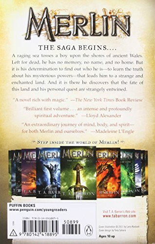The-Lost-Years-Book-1-Merlin-Saga