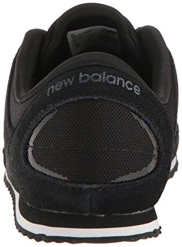 New Balance Womens 555 Lifestyle Fashion Sneaker-suede / Mesh Sportschoen Zwart / Zwart