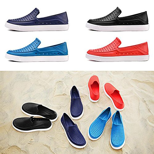 Sandali Eastlion Beach Shoes Men's Neri Eva Summer Impermeabili Outdoor Antiscivolo Traspirante Hole xw8TqwfrR