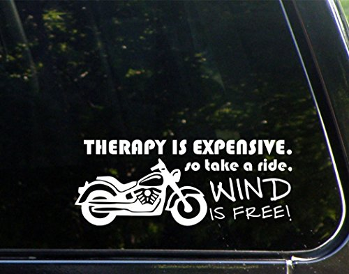 Therapy is Expensive. So Take A Ride, Wind Is Free!