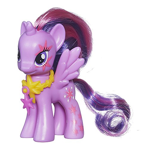 My Little Pony Cutie Mark Magic Princess Twilight Sparkle Figure (Pony Own Figurine)