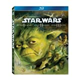 Star Wars: The Prequel Trilogy (Episode I: The Phantom Menace / Episode II: Attack of the Clones / Episode III: Revenge of the Sith) [Blu-ray] by 20th Century Fox