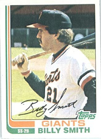 1982 topps baseball card 593 billy smith mint at amazons sports 1982 topps baseball card 593 billy smith mint sciox Gallery