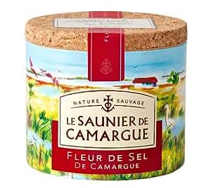 Le Saunier Fleur de Sel de Camargue 4.4oz - The Chef's French Natural Sea Salt