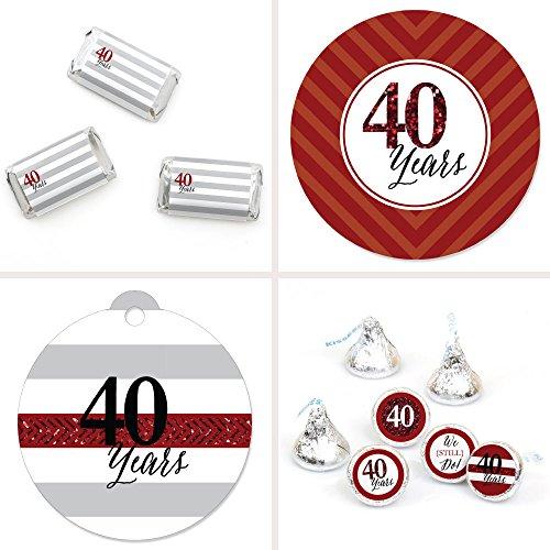 40th Anniversary Favors - 9