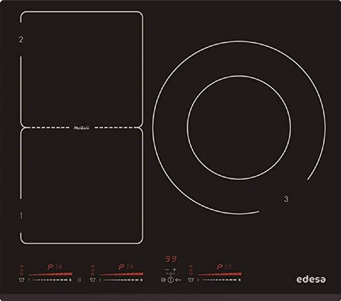 Edesa EIM-6330 HT BQ B Integrado Con - Placa (Integrado, Con ...