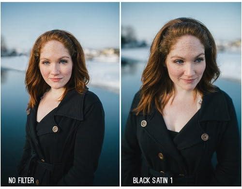 Tiffen 77mm Black Satin 2 Filter