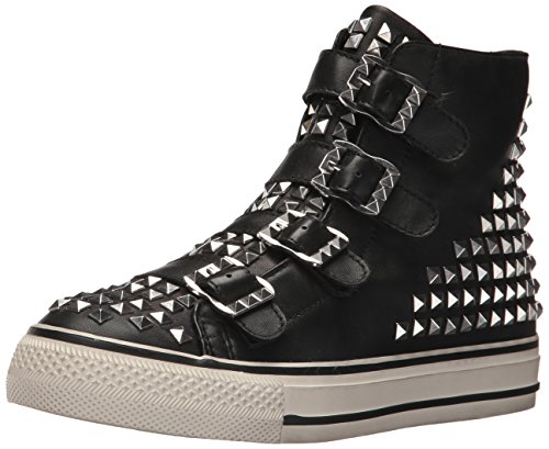 Ash Black virtu Womens Sneaker Womens Ash Fashion FqFHfd8
