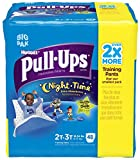 Health & Personal Care : Huggies Pull-Ups Training Pants Night Time Disney Design 2T-3T - 48 CT