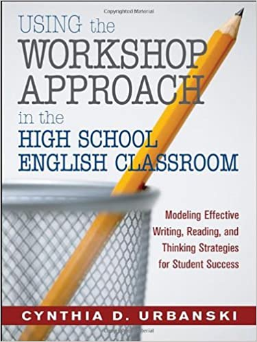 Amazon com: Using the Workshop Approach in the High School