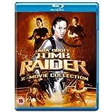 Tomb Raider 1 & 2 [Blu-ray] [Import]