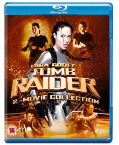 Lara Croft Tomb Raider 2 Movie Collection Blu Ray Region A