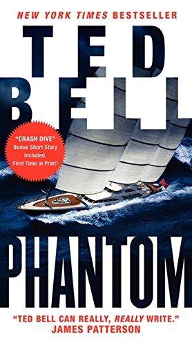 Phantom: A New Alex Hawke Novel (Alex Hawke Novels)