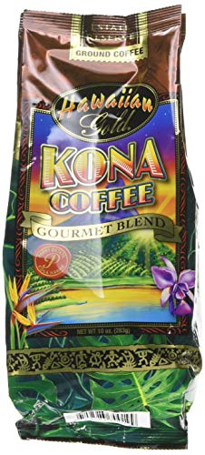 Kona Hawaiian Gold Kona Coffee