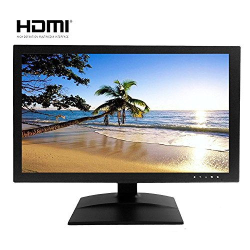 101AV Security 18.5 HD LCD Security Monitor HDMI VGA & BNC I