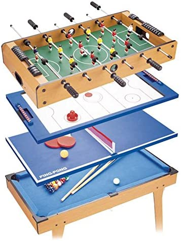 Tachan- Mesa 4 Juegos en 1 con Patas (CPA Toy Group Trading S.L. ...