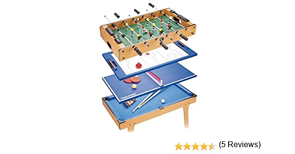 Tachan- Mesa 4 Juegos en 1 con Patas (CPA Toy Group Trading S.L. HG2074): Amazon.es: Juguetes y juegos